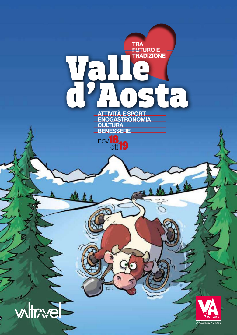 Aosta Valley 2015 Catalogue by VdaHolidays