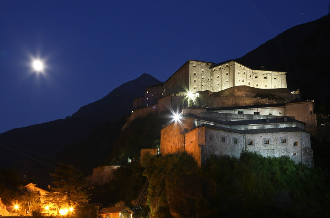 Bard Fort, Aosta Valley